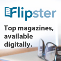 Flipster: The magazines you love available digitally
